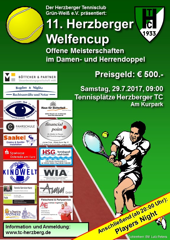 welfencup plakat flyer 2017a